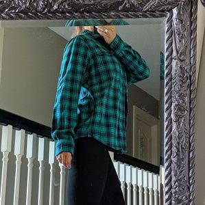 🔥 Button Down Flannel
